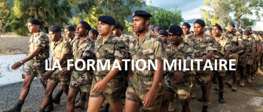 formation militaire