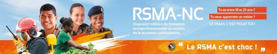 RSMA-NC Nouvelle-Calédonie